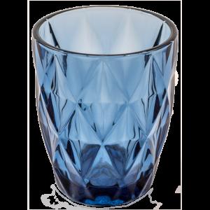 Blue Wasserglas