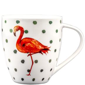Jumbobecher Flamingo