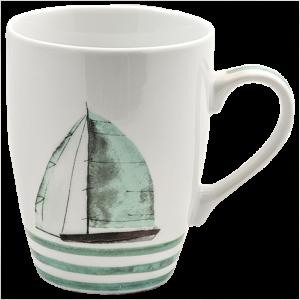 Sailing Becher Grün