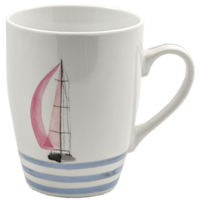 Sailing Becher Rosa