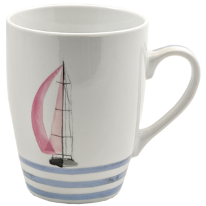 Sailing Becher Rosa