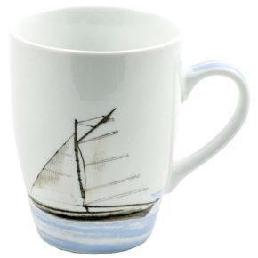 Sailing Becher Blau