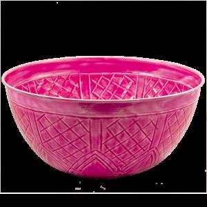 Schale Portofino – Pink ø37 cm