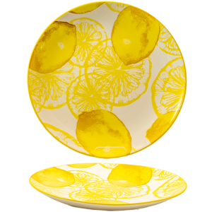 Lemon Love  Teller – Set 6teilig