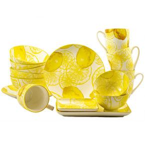 Lemon Love Set –  19-.tlg. für 6 Personen