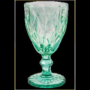 Green Weinglas