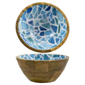 Schale – Mango Mosaik ø17cm
