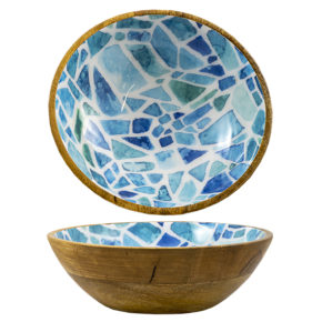 Schale – Mango Mosaik ø24cm