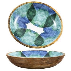 Schale – Mango Green ø35cm