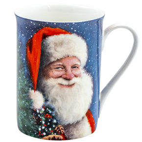 Santa is waiting for Christmas – Becher