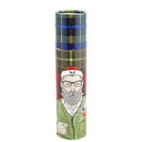 Hipster Santa – Kaminhölzer