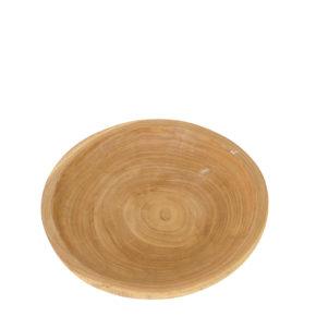 Holz Schale rund Ø30,5