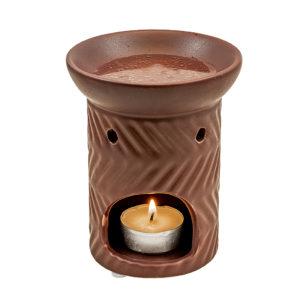 Duftlampe aus Keramik – Bordaeux