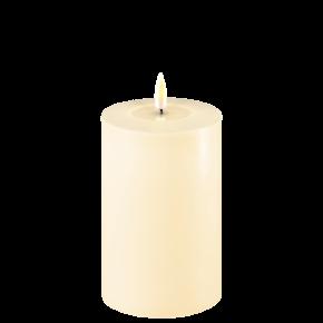 Deluxe Stumpfkerze Ø10*15cm – Cream